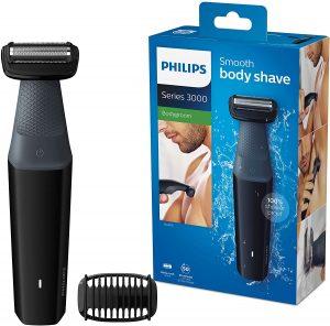 Afeitadora Corporal para hombres Philips Series 3000 - Las mejores afeitadora corporales para hombres que comprar en internet - Afeitadora Corporal para hombres online
