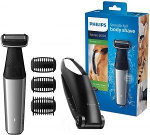Afeitadora de espalda para hombres de Philips Series 5000 con accesorio - Las mejores afeitadoras de espalda para hombres que comprar en internet - Afeitadora de espalda online