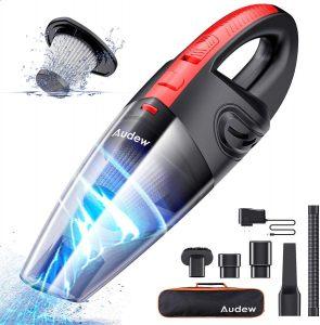 Aspirador de Mano Audew - Los mejores aspiradores de mano sin cables que comprar en internet - Aspirador de mano sin cables online