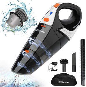 Aspirador de Mano Hikeren - Los mejores aspiradores de mano sin cables que comprar en internet - Aspirador de mano sin cables online