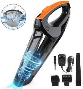 Aspirador de Mano Vacpower - Los mejores aspiradores de mano sin cables que comprar en internet - Aspirador de mano sin cables online