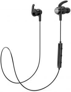 Auriculares inalámbricos Bluetooth Anker SoundBuds - Los mejores auriculares inalámbricos bluetooth para hacer deporte que comprar por internet - Mejores cascos inalámbricos para hacer deporte