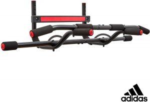 Barra de dominadas para Marco de la Puerta sin Tornillos Adidas - Las mejores barras de dominadas para entrenamiento en casa que comprar por internet - Mejores barras para hacer dominadas