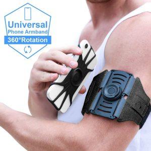 Brazalete deportivo universal para VUP 360º - Las mejores fundas de móvil para correr que comprar por internet - Mejores fundas para el móvil para hacer deporte