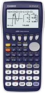 Calculadora Gráfica Calculadora Casio FX 9750 GII - Las mejores calculadoras científicas que comprar por internet - Mejor calculadora científica del mercado