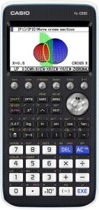 Calculadora Gráfica Calculadora Casio FX CG50 - Las mejores calculadoras científicas que comprar por internet - Mejor calculadora científica del mercado