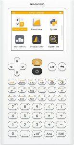 Calculadora Gráfica NumWorks - Las mejores calculadoras científicas que comprar por internet - Mejor calculadora científica del mercado