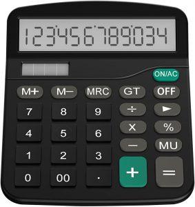 Calculadora básica solar Helect - Las mejores calculadoras científicas que comprar por internet - Mejor calculadora científica del mercado