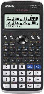Calculadora científica Casio FX-570SPXII Iberia - Las mejores calculadoras científicas que comprar por internet - Mejor calculadora científica del mercado