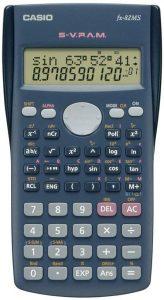 Calculadora científica Casio FX-82MS - Las mejores calculadoras científicas que comprar por internet - Mejor calculadora científica del mercado