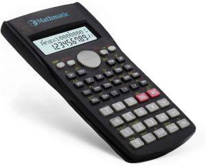 Calculadora científica Mathmatic - Las mejores calculadoras científicas que comprar por internet - Mejor calculadora científica del mercado