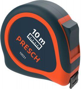 Cinta métrica de Presch de 10 metros - Las mejores cintas métricas que comprar por internet - Mejor cinta métrica del mercado