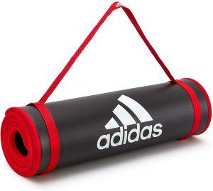 Esterilla de entrenamiento Adidas - Las mejores esterillas de fitness y yoa para entrenamiento en casa que comprar por internet - Mejores esterillas de yoga