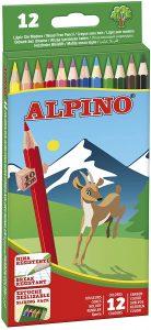 Estuche de lápices de colores de Alpino de 12 unidades - Los mejores estuches de lápices de colores que comprar por internet - Mejores lápices de colores onlineEstuche de lápices de colores de Alpino de 12 unidades - Los mejores estuches de lápices de colores que comprar por internet - Mejores lápices de colores online