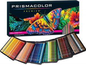 Estuche de lápices de colores de Prismacolor Premier Sanford de 150 unidades - Los mejores estuches de lápices de colores que comprar por internet - Mejores lápices de colores online