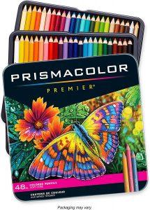 Estuche de lápices de colores de Prismacolor Premier Sanford de 48 unidades - Los mejores estuches de lápices de colores que comprar por internet - Mejores lápices de colores online