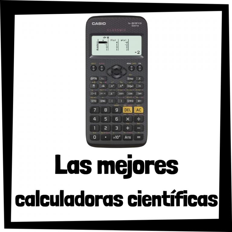 Lee más sobre el artículo Las mejores calculadoras científicas del mercado