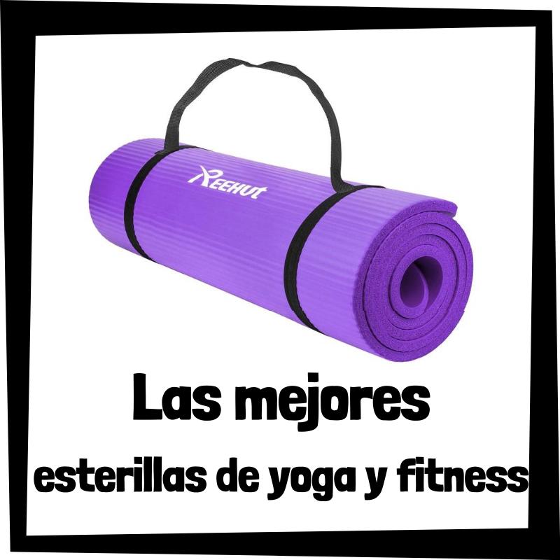 Las mejores esterillas de fitness y yoga del mercado