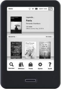 Libro electrónico BQ Cervantes 4 - Ebook - Los mejores libros electrónicos que comprar en internet - Ebooks, E-Readers, Kindle online