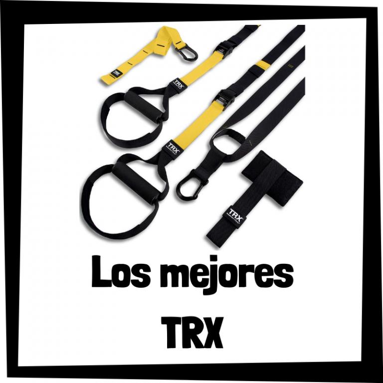 Los mejores TRX