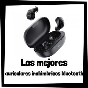Los mejores auriculares inalámbricos bluetooth para hacer deporte