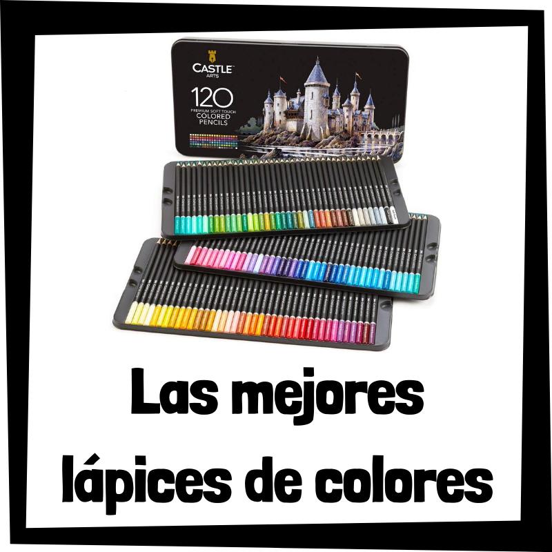 Los mejores estuches de lápices de colores