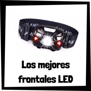 Las mejores linternas frontales de LED