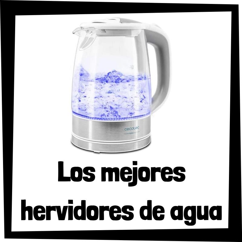 Lee más sobre el artículo Los mejores hervidores de agua eléctricos