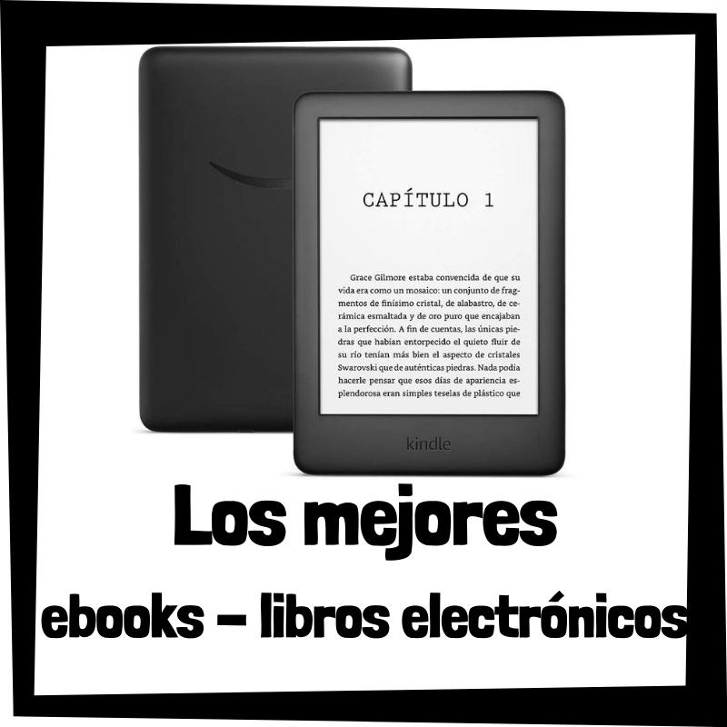 Los mejores lectores de libros electrónicos – Ebooks