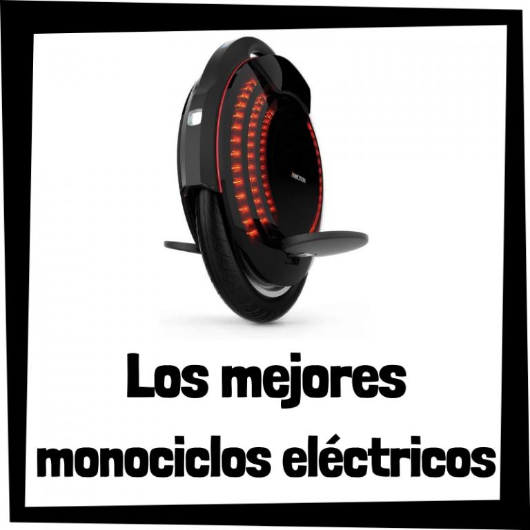 Los mejores monociclos eléctricos