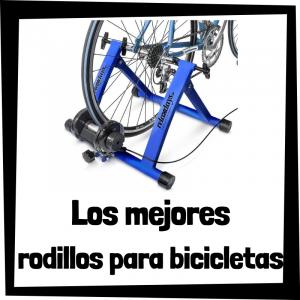Los mejores rodillos magnéticos para bicicletas