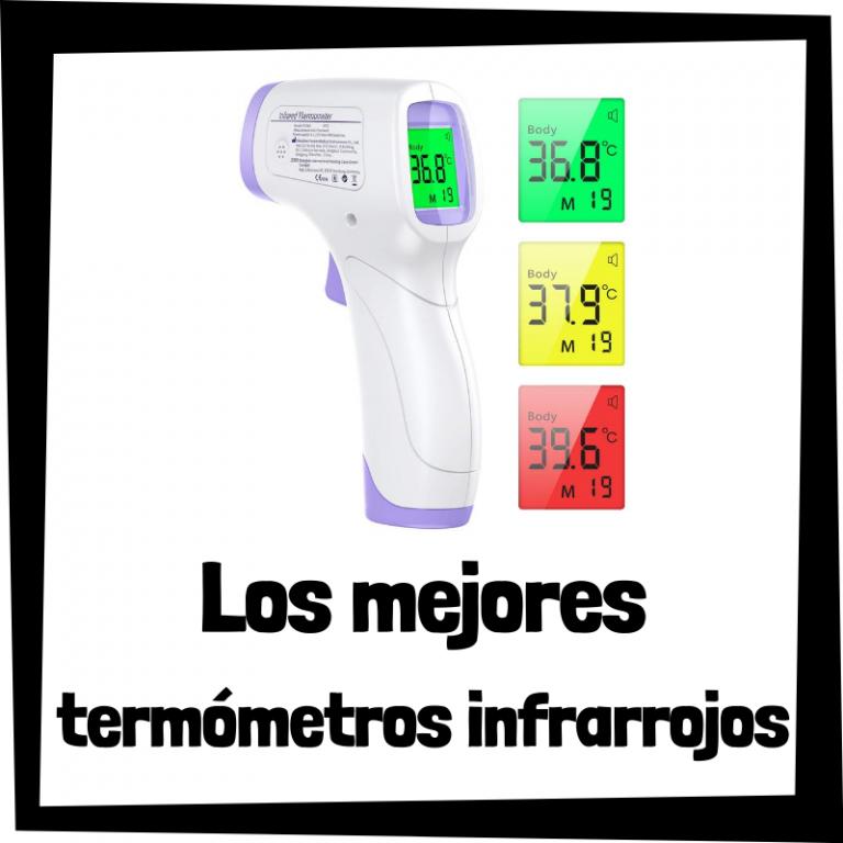 Lee más sobre el artículo Los mejores termómetros infrarrojos