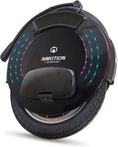 Monociclo eléctrico urbano InMotion V10F - Los mejores monociclos eléctricos que comprar en internet - Monociclo eléctrico para adultos online