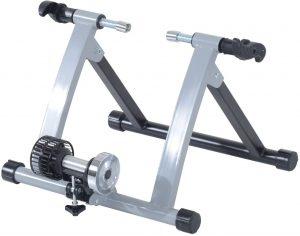 Rodillo magnético para bicicletas de HOMCOM - Los mejores rodillos de ciclismo para fijación de bicicletas que comprar en internet - Rodillo para bicicletas online