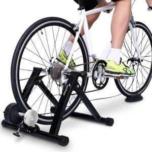 Rodillo magnético para bicicletas de Sportneer - Los mejores rodillos de ciclismo para fijación de bicicletas que comprar en internet - Rodillo para bicicletas online