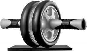 Rueda de abdominales Ultrasport - Las mejores ruedas de abdominales para entrenamiento en casa que comprar por internet - Mejores ruedas para hacer abdominales online