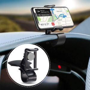 Soporte Móvil para el Coche BEENLE Universal - Los mejores soportes para el móvil para el coche que comprar por internet - Mejor soporte para el móvil de coche