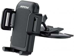 Soporte Móvil para el Coche de ranuras de CD - Los mejores soportes para el móvil para el coche que comprar por internet - Mejor soporte para el móvil de coche