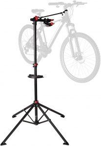 Soporte para bicicletas de caballete de Ultrasport - Los mejores soportes para el mantenimiento de bicicletas que comprar en internet - Soporte ciclismo para bicicletas de pared, techo o suelo online
