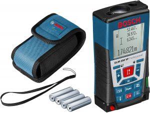 Telémetro profesional Bosch de cintas métricas láser - Las mejores cintas métricas que comprar por internet - Mejor cinta métrica del mercado