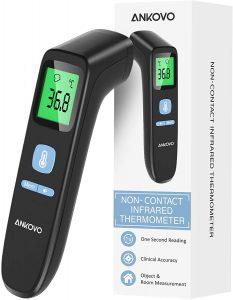 Termómetro de infrarrojos ANKOVO