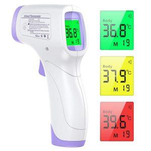 Termómetro de infrarrojos de KKmier - Los mejores termómetros infrarrojos que comprar en internet - Termómetros infrarrojos online