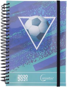 Agenda curso 2020-2021 de Cervantes - Las mejores agendas escolares 2020 2021 que comprar por internet