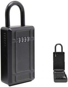 Bosvision Caja de Seguridad para Llaves clásica - Los mejores candados de seguridad para las llaves que comprar por internet - Comprar el mejor candado para surf