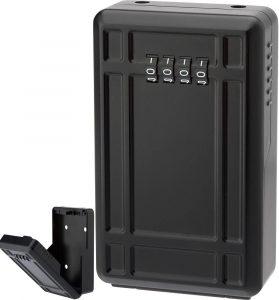 Bosvision Colgante de Seguridad para pared - Los mejores candados de seguridad para las llaves que comprar por internet - Comprar el mejor candado para surf