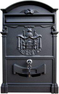 Buzón de correos de exterior Domus 2151 - Los mejores buzones de correos que comprar por internet - Mejores buzones de exterior del mercado