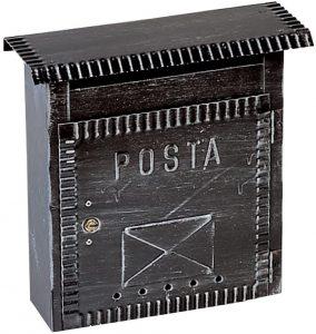Buzón de correos de exterior Domus Posta - Los mejores buzones de correos que comprar por internet - Mejores buzones de exterior del mercado
