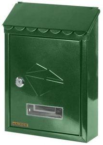 Buzón de correos de exterior MAURER - Los mejores buzones de correos que comprar por internet - Mejores buzones de exterior del mercado