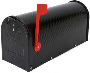 Buzón de correos de exterior US Mail PrimeMatik - Los mejores buzones de correos que comprar por internet - Mejores buzones de exterior del mercado
