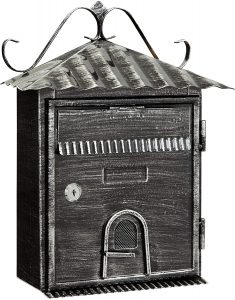 Buzón de correos de exterior rústico Arregui 2204 - Los mejores buzones de correos que comprar por internet - Mejores buzones de exterior del mercado